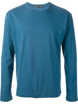 Issey Miyake  - Crew Neck Pullover