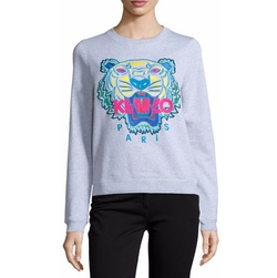Kenzo - Cotton Classic Tiger Sweatshirt