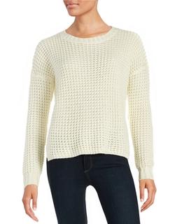 Sam Edelman - Hi-Lo Knit Sweater