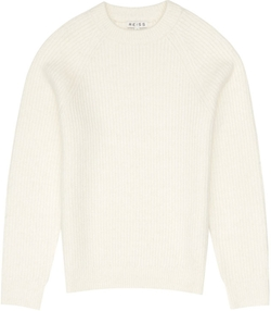 Reiss - Cook Ribbed Crew-Neck Sweater
