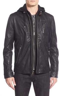 LaMarque  - Leather Hoodie