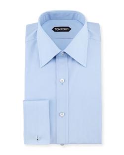 Tom Ford - Slim-Fit French Cuff Dress Shirt