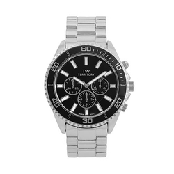 Territory - Stainless Steel Watch