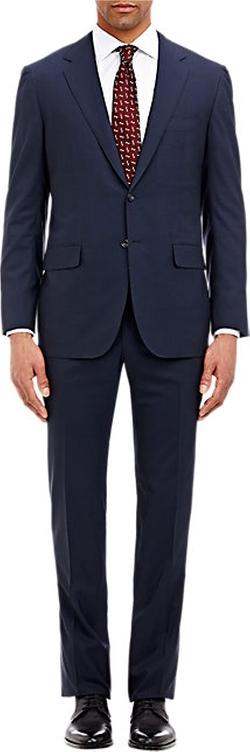 Sartorio - Two-Button Super 150s Suit