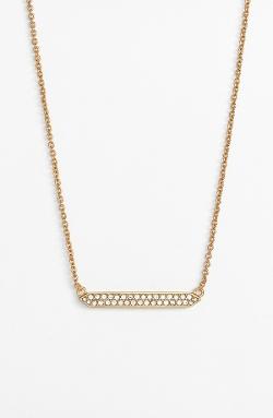 Lauren Ralph Lauren  - Pavé Pendant Necklace