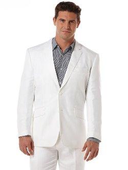 Cubavera  - Herringbone Suit Jacket