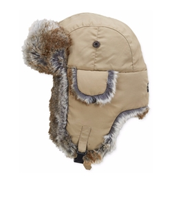 Woolrich  - Water Resistant Supplex Nylon Trapper Hat