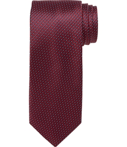 Jos. A. Bank - Micro Dot Pattern Long Tie