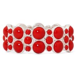 Liz Claiborne - Milgrain Stretch Bracelet