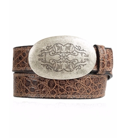 Overland Sheepskin Co - Garland Calfskin Leather Belt