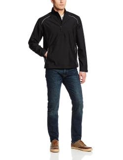 Cutter & Buck - Weathertec Beacon Half Zip Jacket