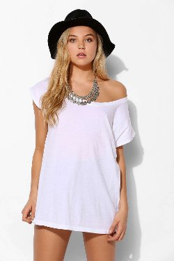 Truly Madly Deeply  - Off-The-Shoulder Dolman Top