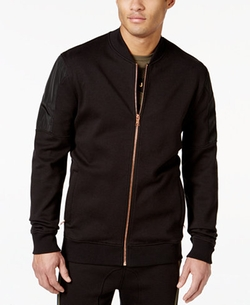 Sean John - Taped Bomber Jacket
