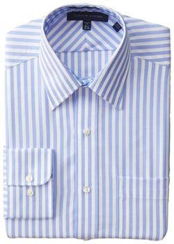 Tommy Hilfiger - Non Iron Banker Stripe Shirt