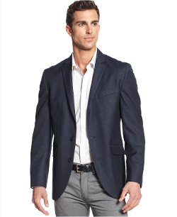 Kenneth Cole - Textured Sport Coat
