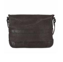 AllSaints   - Storm Leather Messenger Bag