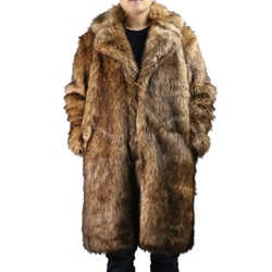 Cocobla - Luxury Faux Fur Coat