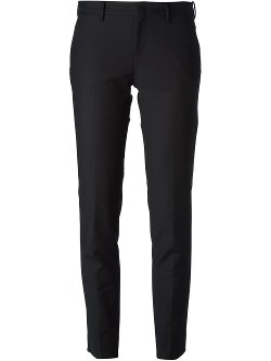 Ptow  - Slim Fit Classic Trousers