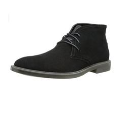 Calvin Klein - Ulysses Suede Chukka Boots