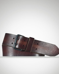 Ralph Lauren - Rugged Double-Prong Belt