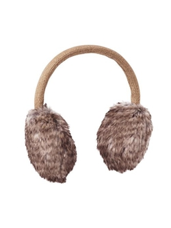 Athleta - Faux Fur Ear Muff