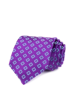 Ted Baker  - Squares in Squares Classic Tie
