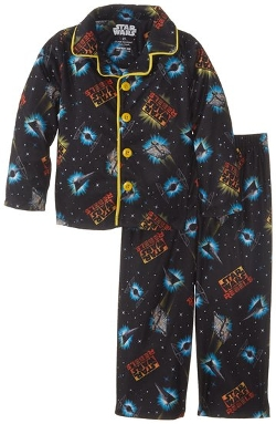 Star Wars - Button Front Pajama