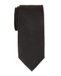 Isaac Mizrahi - Solid Textured Tie