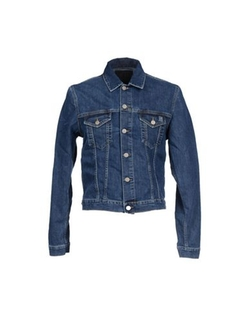 Meltin Pot Klsh - Dark Wash Denim Jacket