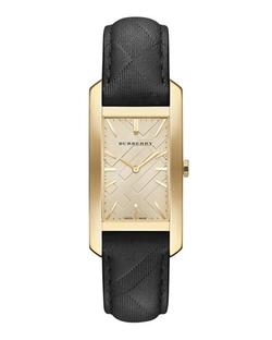 Burberry  - Golden Rectangle Watch