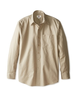 Cutler & Buck - Woven Long Sleeve Shirt
