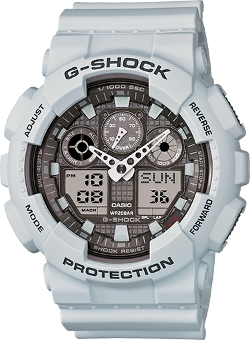 G-Shock - GA100lg-8A Watch