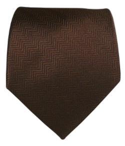 The Tie Bar - Herringbone Tie