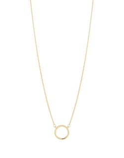 Kate Spade New York - How Charming Circle Pendant Necklace