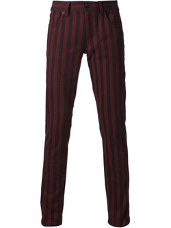 Dolce & Gabbana - Striped Trousers