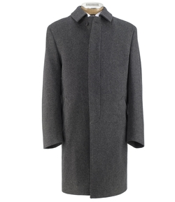 JoS. A. Bank - Heathered Merino Topcoat