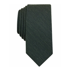 Bar III - Knit Solid Slim Tie