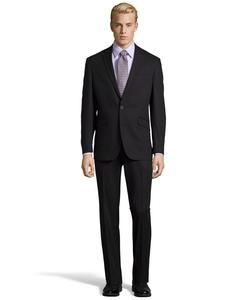 Kenneth Cole - Notch Lapel Suit