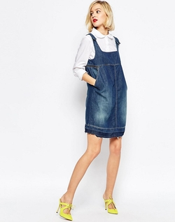 Vivienne Westwood - Westwood Anglomania Denim Dress