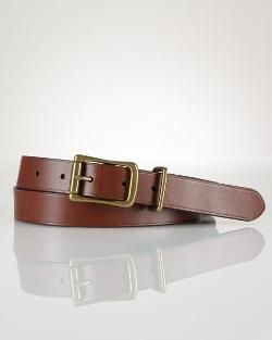 Ralph Lauren - Leather Bedford Belt