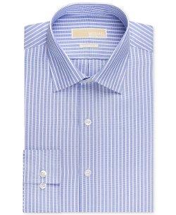 Michael Kors - Non-Iron Stripe Dress Shirt