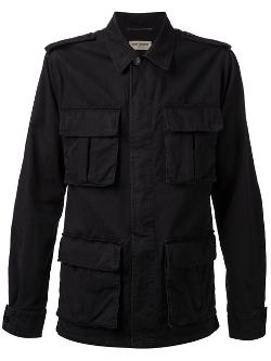 Saint Laurent - Classic Military Jacket