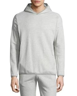 Theory - Stasius Hooded Pullover Sweatshirt