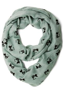 ModCloth - Cat Person Scarf