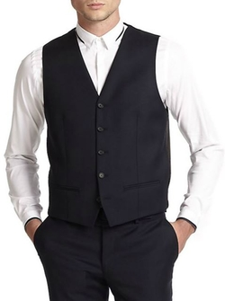 The Kooples - Wool Vest