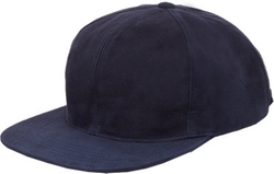 Just Don - Suede Baseball Cap