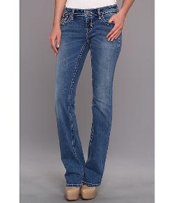 Mek Denim  - Colwood Slim Bootcut Jean