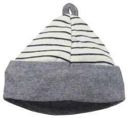 Jojo Maman Bebe  - Newborn Organic Cotton Stripe Hat