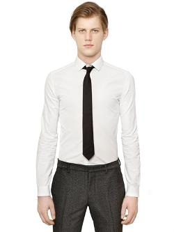Valentino  - Cotton Poplin Shirt
