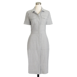 J. Crew - Utility Shirtdress
